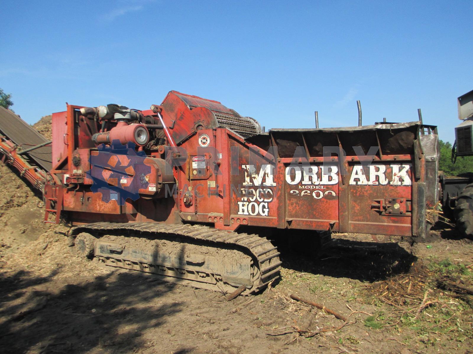 2003 Morbark 3600T Horizontal Grinder | Primary Machinery