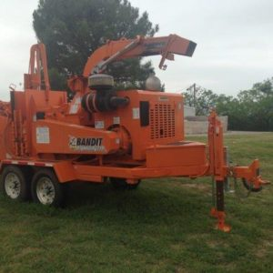 Wood Chippers Bandit Beast Primary Machinery