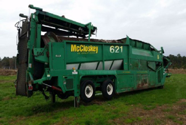 McCloskey SP
