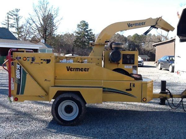 2003 Vermeer 1800XL